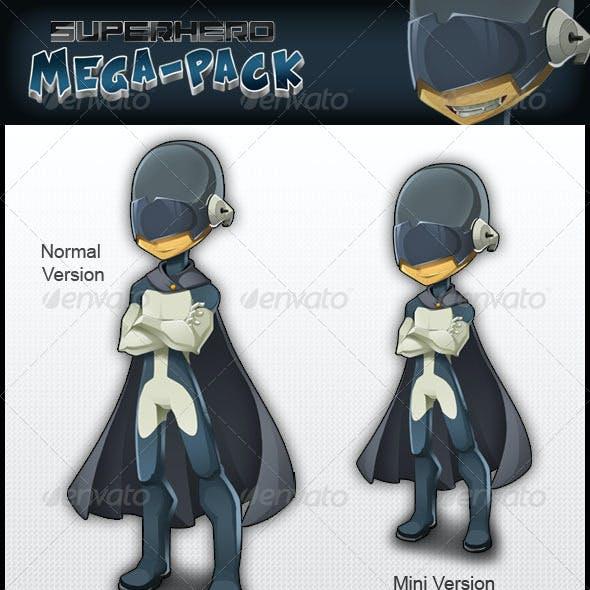 Superhero Megapack