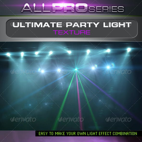 Ulitimate Party Light Effects