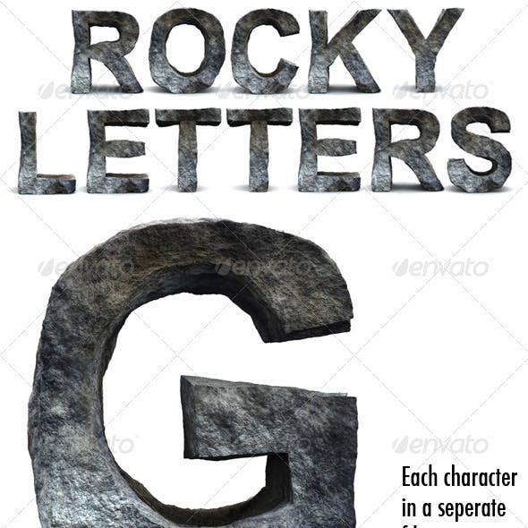 Rocky Letters