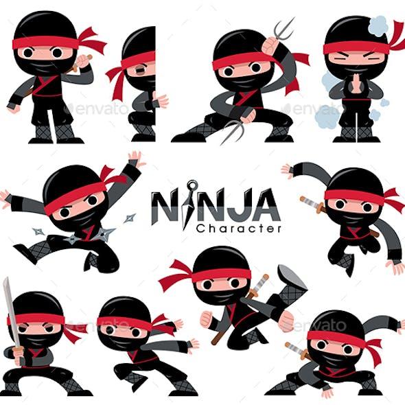 Ninja Character