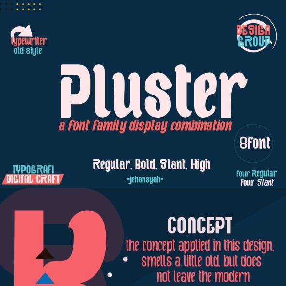 Pluster