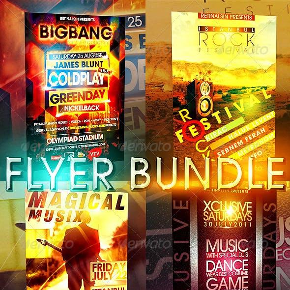 Big Bang Flyer Bundle 4 in 1