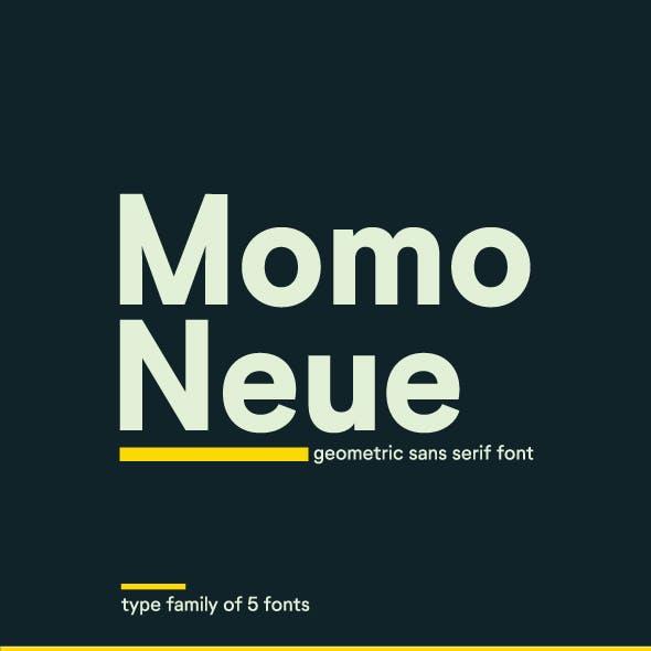 Momo Neue Font