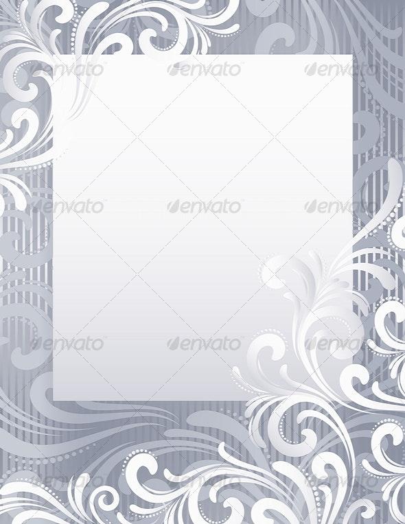 frozen background - Backgrounds Decorative