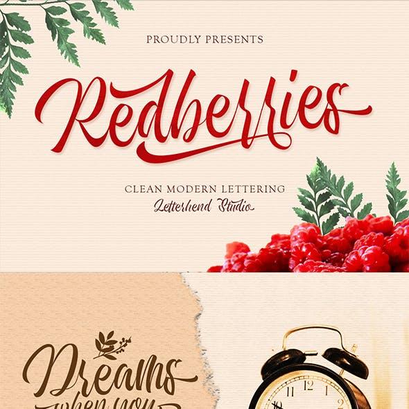 Redberries Script