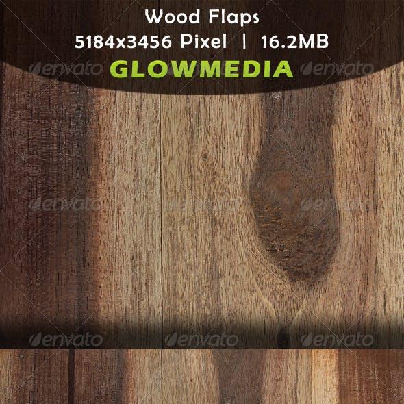 Wood Flaps