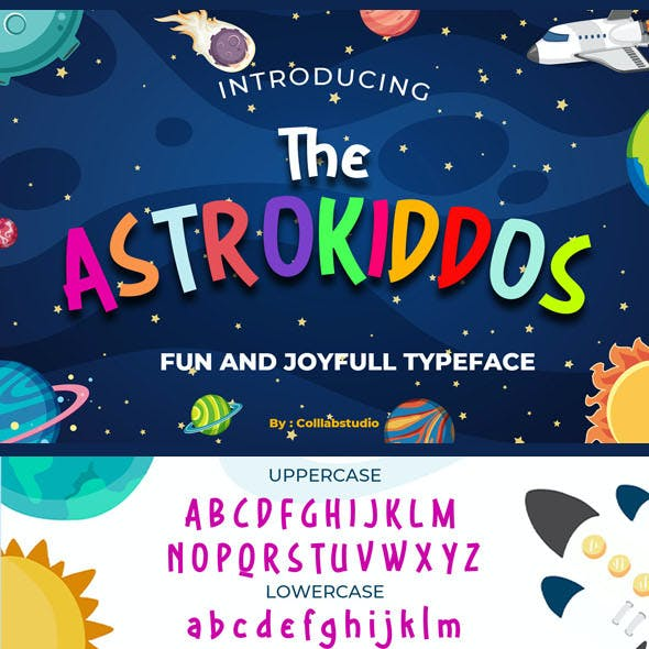 The Astrokiddos