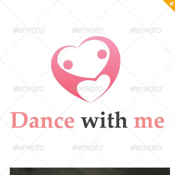 Dance with Me Logo