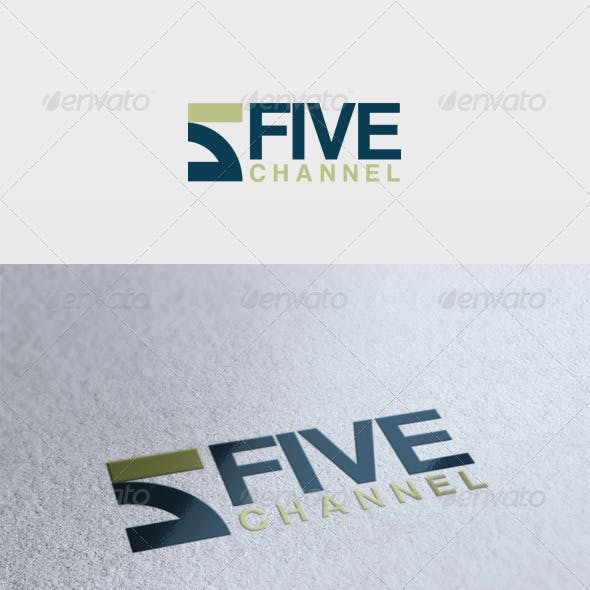 Five Channel Logo