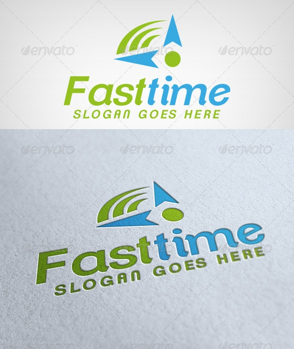 Fasttime Logo - Objects Logo Templates