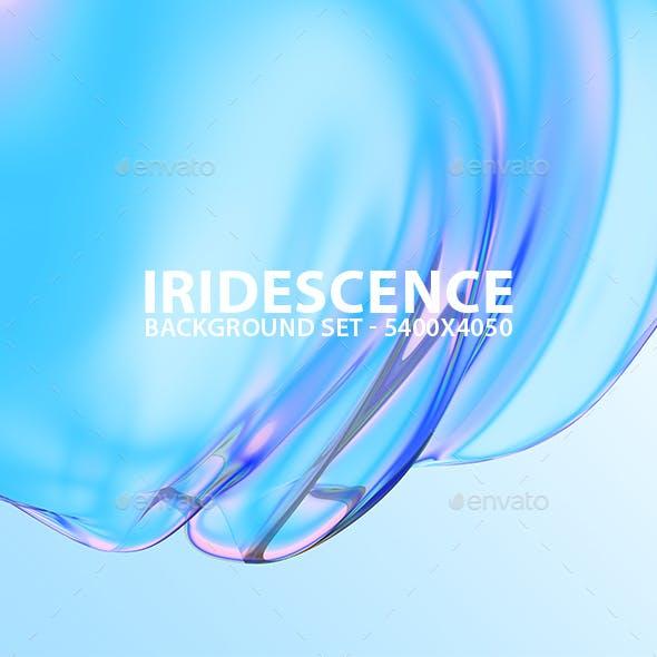 Iridescence Background Pack