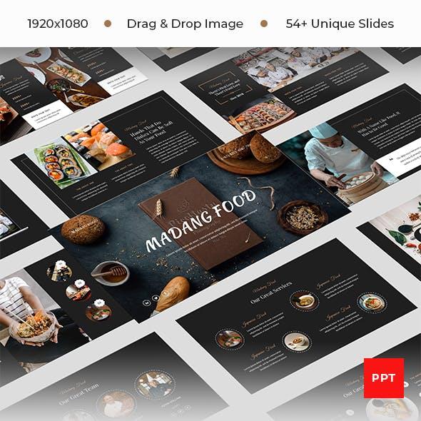 Restaurant Menu Presentation Templates From Graphicriver