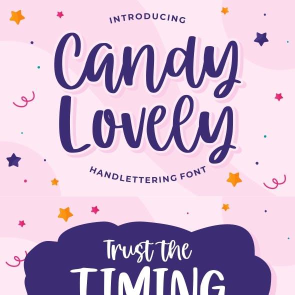 Candy Locely - Handwritten