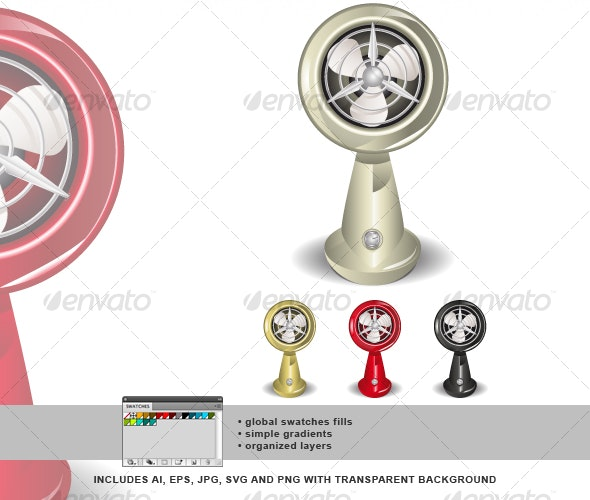 Retro Fan 02 - Retro Technology