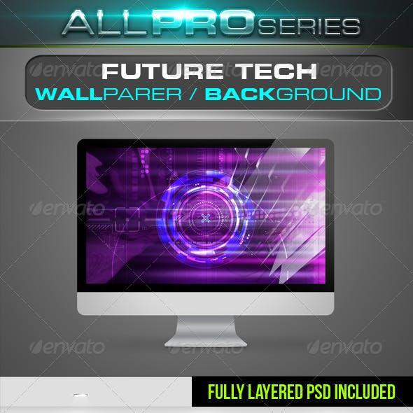Future Tech Background