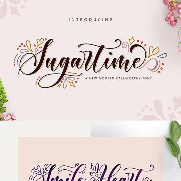 Sugartime Script