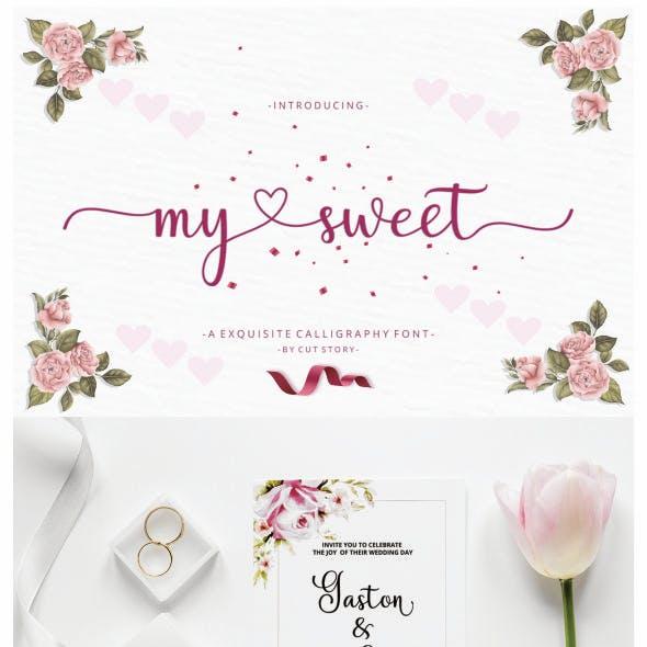 My Sweet Script
