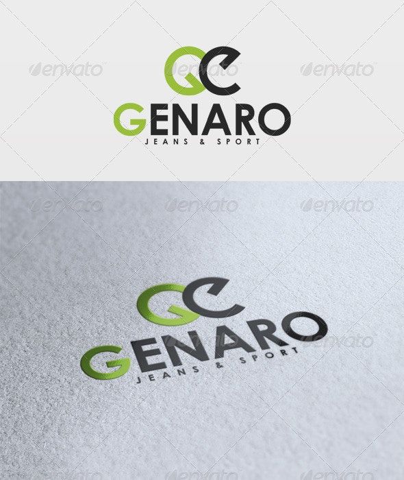 German Logo - Letters Logo Templates