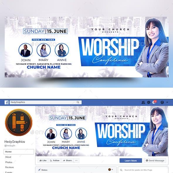 Worship Conference Facebook Timeline