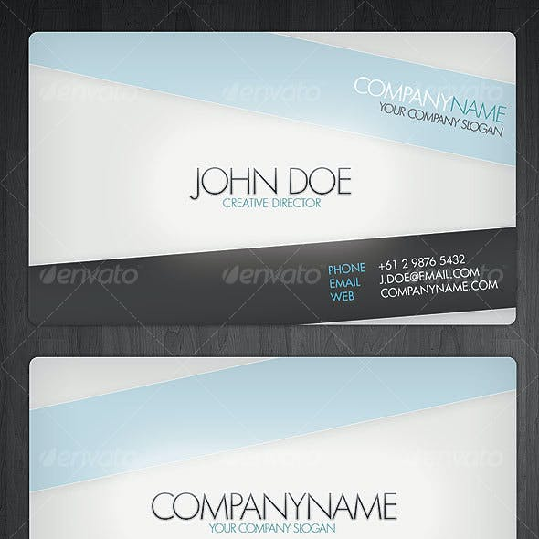 SharpSlope Business Card