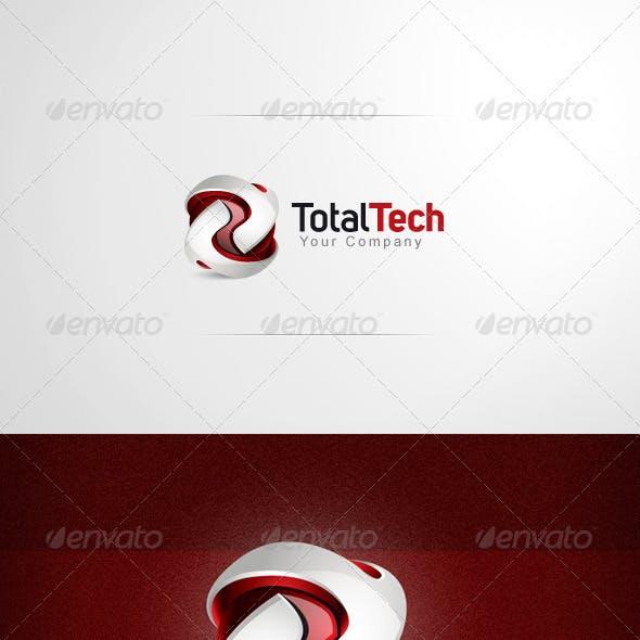 Total Tech - Logo Design