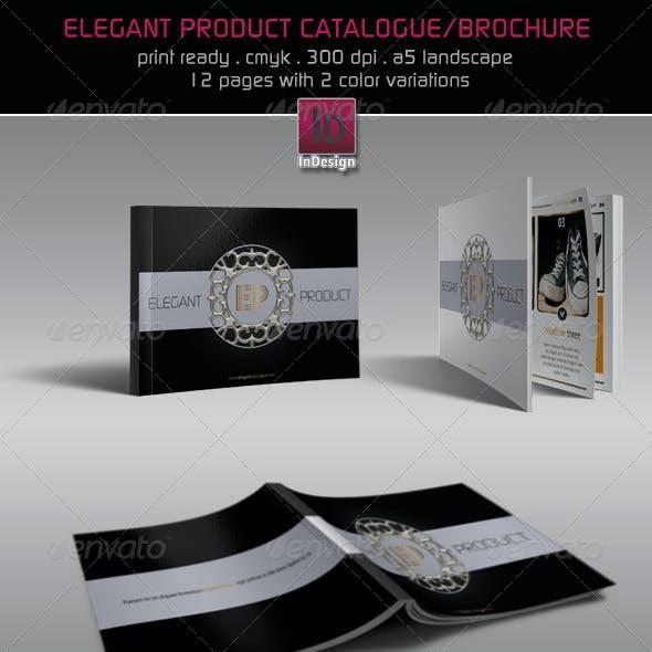 Elegant Product Catalogue/Brochure