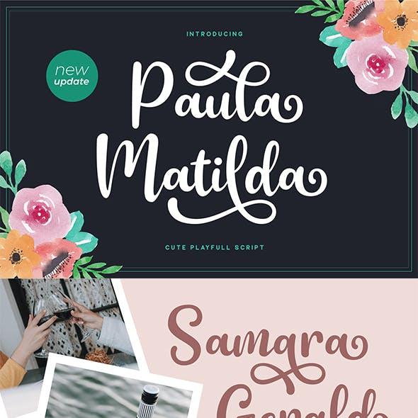 Paula Matilda Font
