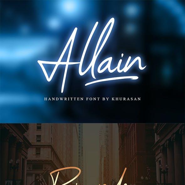Allain Script