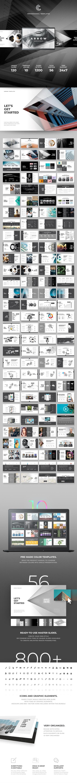 Arrow Keynote - Keynote Templates Presentation Templates