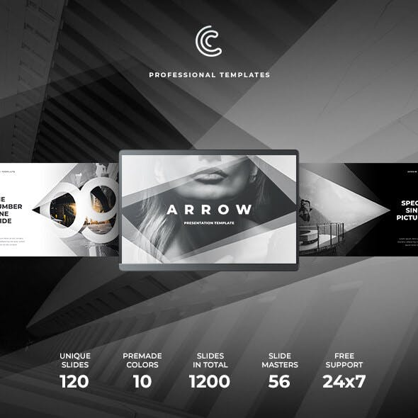Arrow PowerPoint