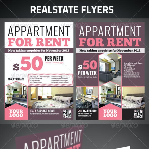 Realestate Flyers