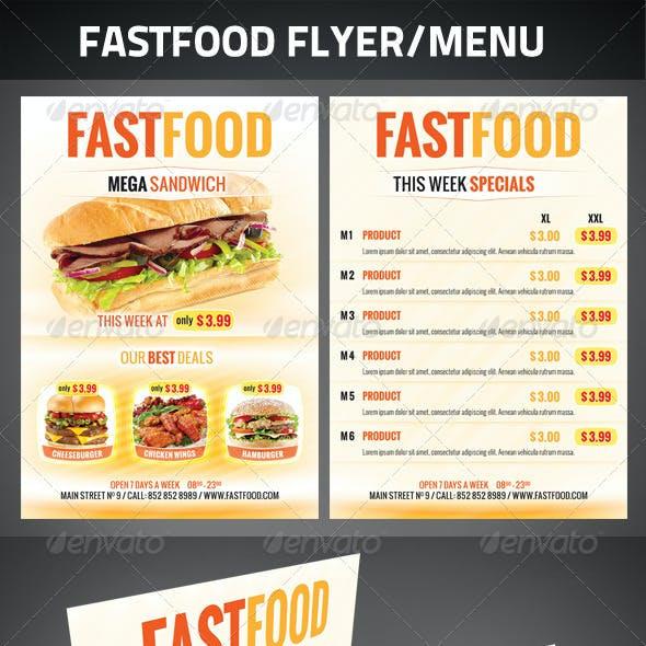 FastFood Flyer
