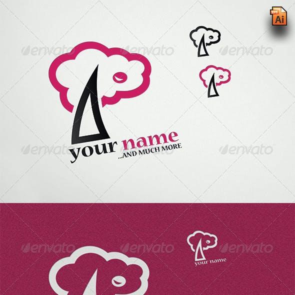Tree-Cloud Modern And Stylish Logotype