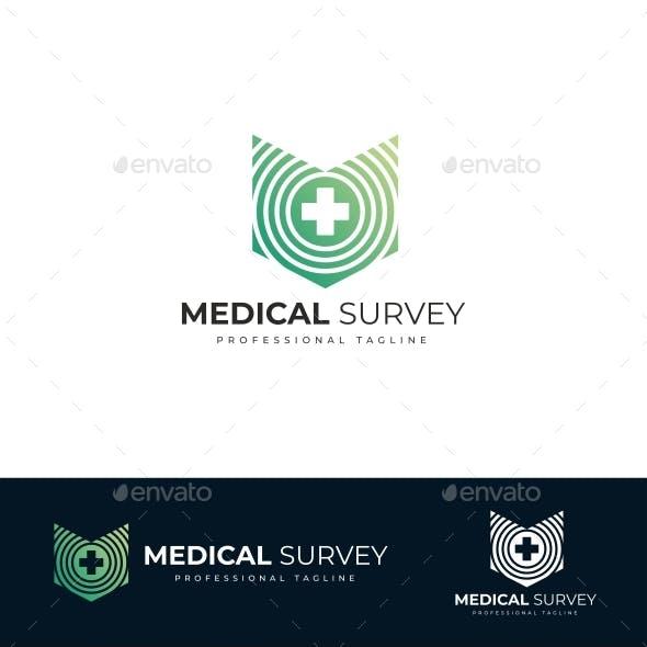 Medical M Letter Logo