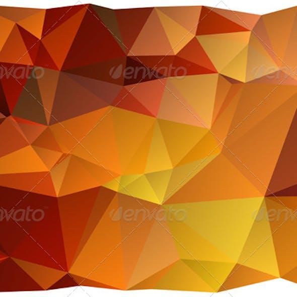 Wrinkled Vector Background