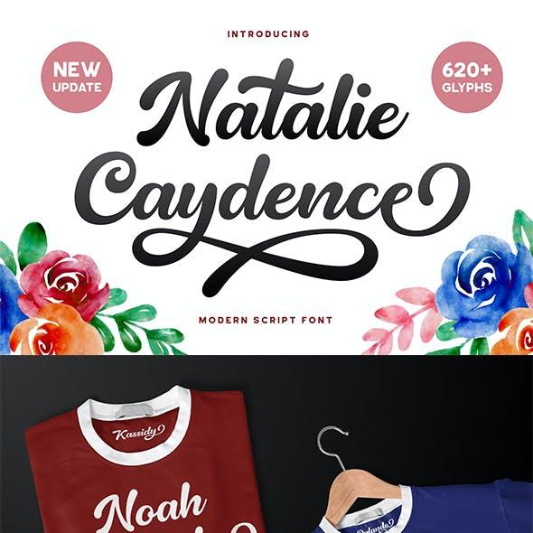 Natalie Caydence - Modern Script