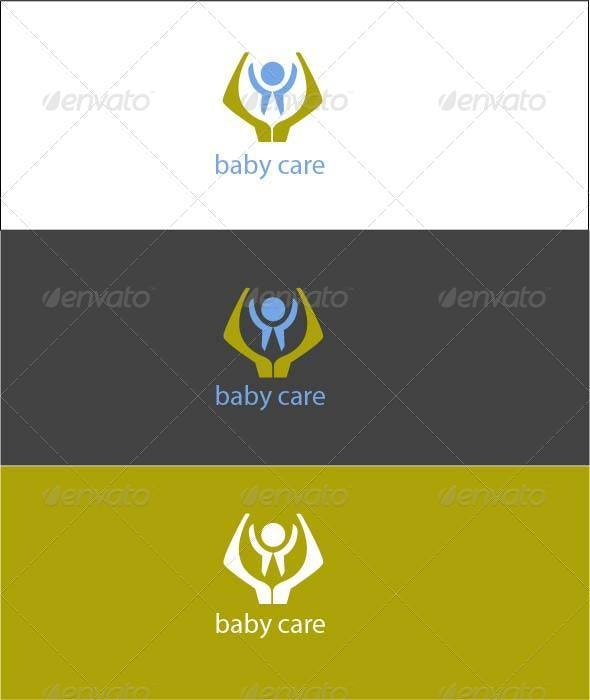 Baby Care - Humans Logo Templates