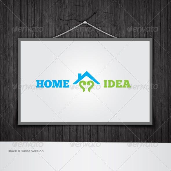 Home Idea Logo