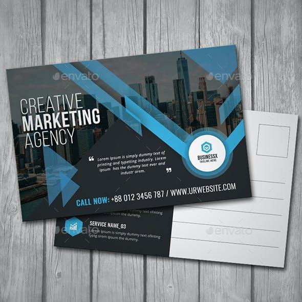Business Post Card V02