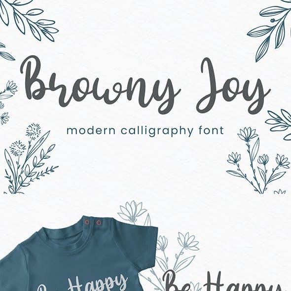 Browny Joy