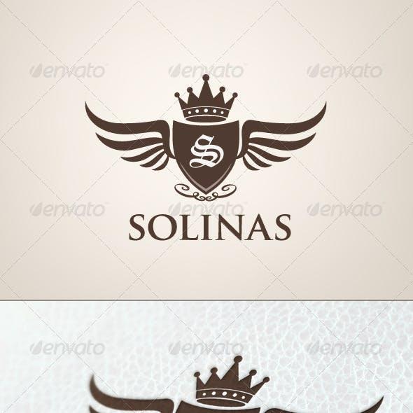 Solinas Logo Template