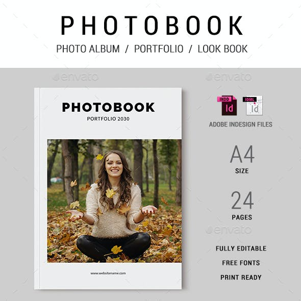Photo Book / Portfolio