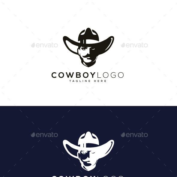 Cow Boy Logo