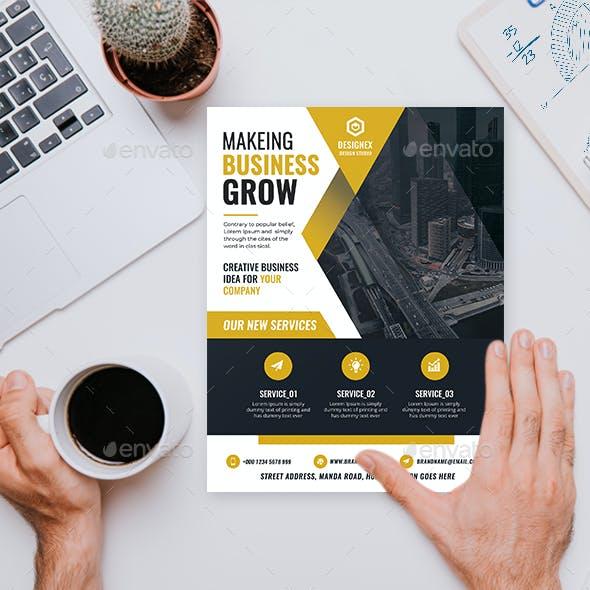 Business Flyer V63