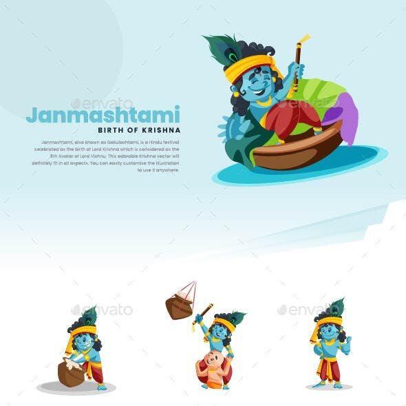Janmashtami - Birth of Lord Krishna