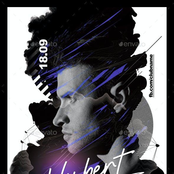 DJ Event Flyer