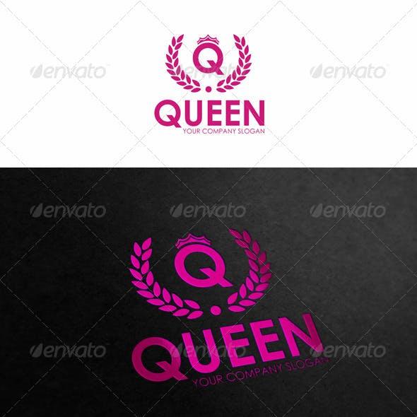 Queen - Fashion Logo Template