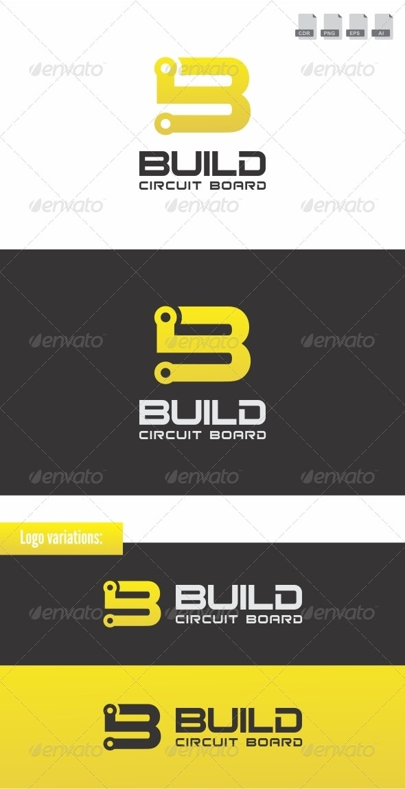 Build Logo - Letters Logo Templates