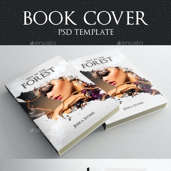 Book Cover Template 74