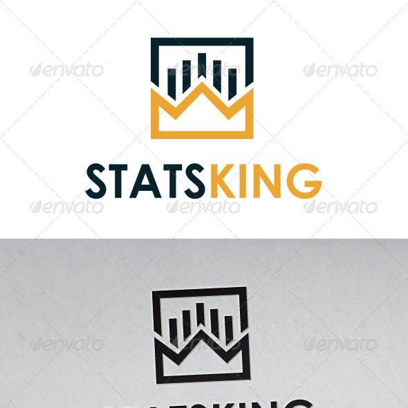 Stats King Logo